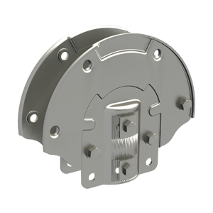 Steel Cap Assembly ER-SC-PM6 PM8