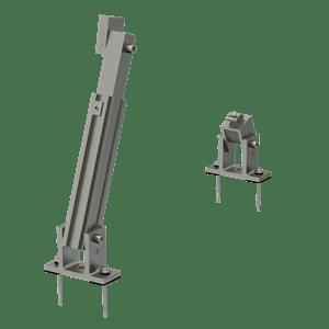 Adjustable Tilt Legs, Preassembly ER-TL-10 15 PS