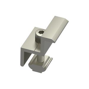 LS Module End Clamp, with W Module ER-EC-W40