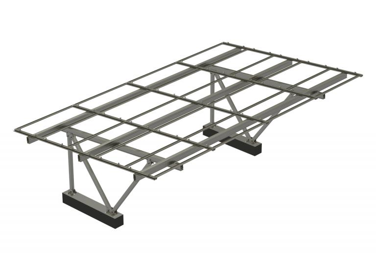 PV-ezRack ezShade 2.0