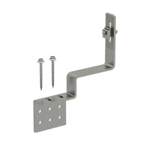 Tile Interface-Side mount ER-I-26 with 6.3X65 screws