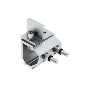 Universal Klip-lok Interface pre-assembly with Cross Connector Clamp ER-I-34 CRC